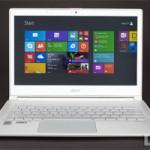 Acer Aspire S7 đời 2014: Thiết kế đẹp, hiệu suất mạnh