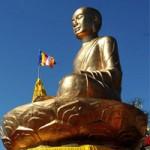 Tượng Phật hoàng Trần Nhân Tông đạt kỷ lục châu Á