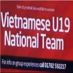 Bóng đá - U19 VN làm khách VIP trên sân Stoke City