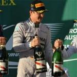 Đua xe F1 - BXH Australian GP 2014: Rosberg tỏa sáng