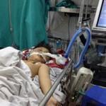 Tin tức trong ngày - Bị bố đánh dã man, bé trai 8 tuổi nguy kịch