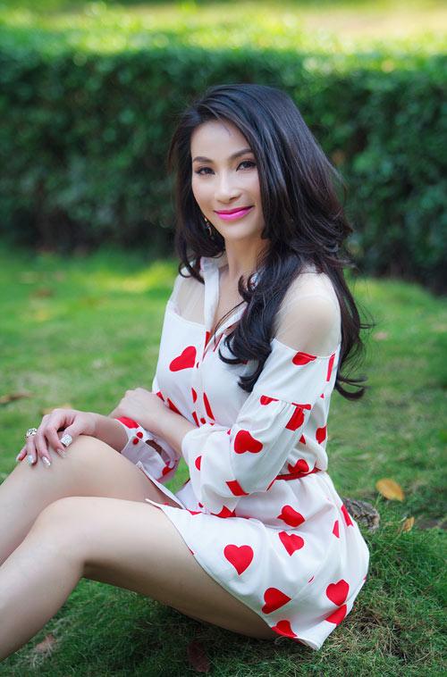 Cùng nàng mặc đẹp rạng rỡ trong nắng Hè - 6