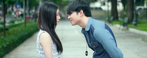 Mùa yêu đầu tiên: Phim Việt kiểu Hàn gây xao xuyến - 1