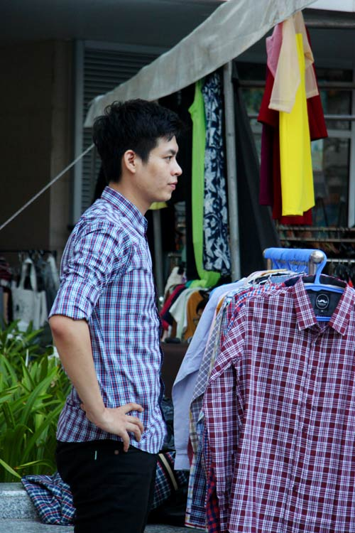 """Chợ thời trang """"ngon-bổ-rẻ"""" giữa Sài Gòn - 11"""