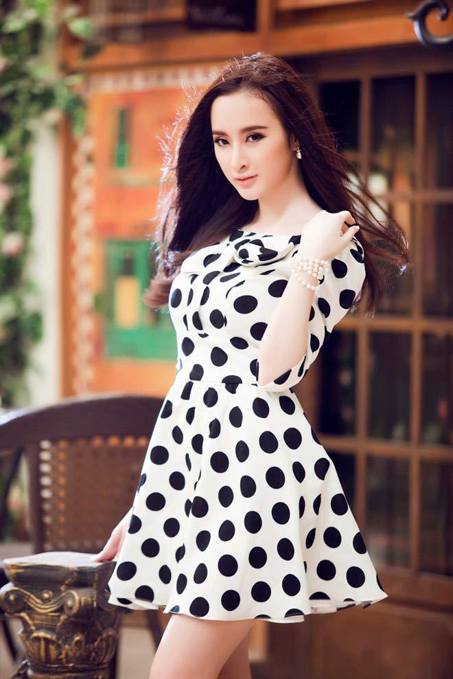 Váy áo hiền ngoan bất ngờ của Phương Trinh - 11