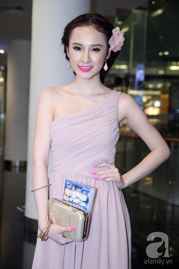 Váy áo hiền ngoan bất ngờ của Phương Trinh - 8