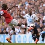 Bóng đá - Tottenham - Arsenal: Bàn thắng siêu tốc