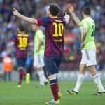 Bóng đá - Lập hattrick, Messi đi vào lịch sử Barca