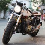 Ô tô - Xe máy - Honda CB1000 đời 1983 mạ vàng tại Sài Gòn