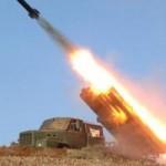 Tin tức trong ngày - Triều Tiên phóng 25 tên lửa tầm ngắn