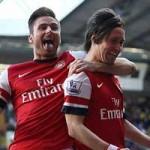 Bóng đá - Arsenal: Nén niềm vui