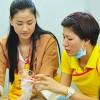 Maya, Trang Trần nấu cơm cho người nghèo