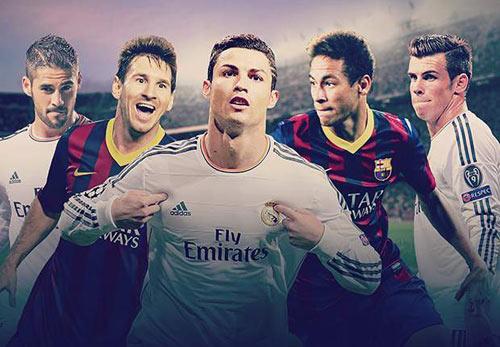"""Real, Barca cùng """"đốt lửa"""" cho Siêu kinh điển - 1"""