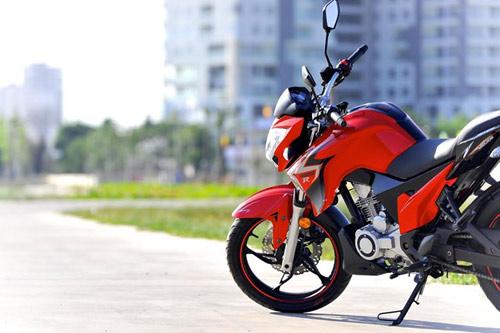 Rò rỉ hình ảnh xe côn tay mới sắp ra mắt thị trường Việt - 1