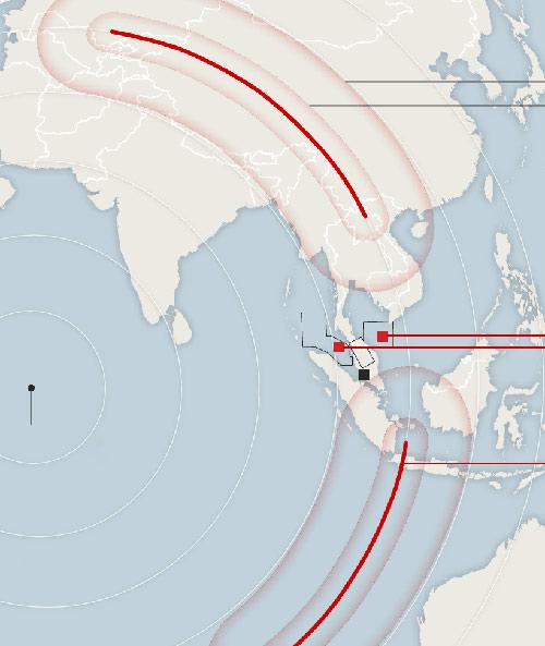 Vì sao hành khách MH370 không gọi điện cầu cứu? - 3