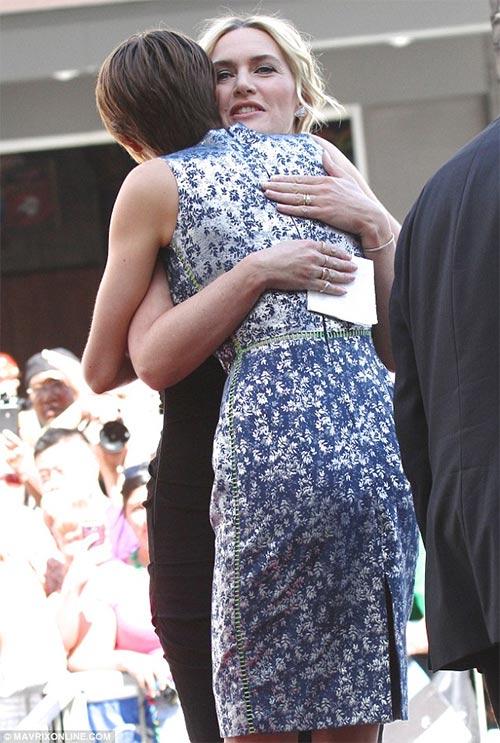 Kate Winslet tỏa sáng trên Đại lộ danh vọng - 6