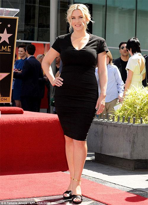 Kate Winslet tỏa sáng trên Đại lộ danh vọng - 2