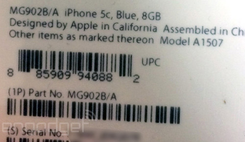 Apple bất ngờ tung iPhone 5C bản 8GB - 2