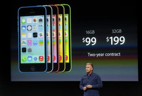 Apple bất ngờ tung iPhone 5C bản 8GB - 3
