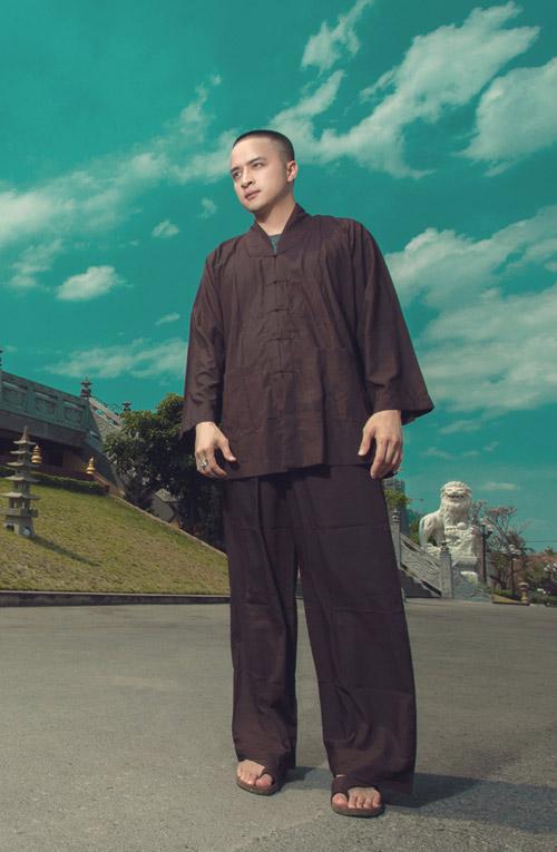 Cao Thái Sơn xuống tóc hát nhạc Phật - 4