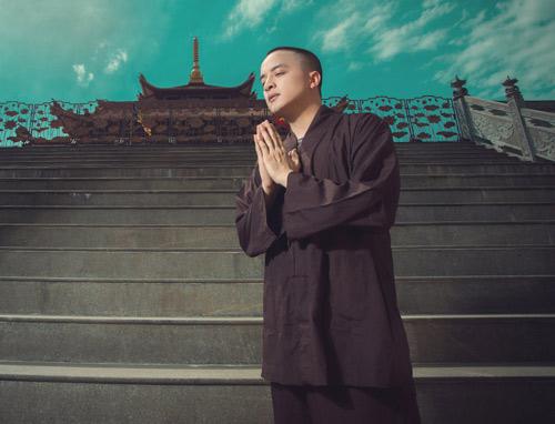 Cao Thái Sơn xuống tóc hát nhạc Phật - 2