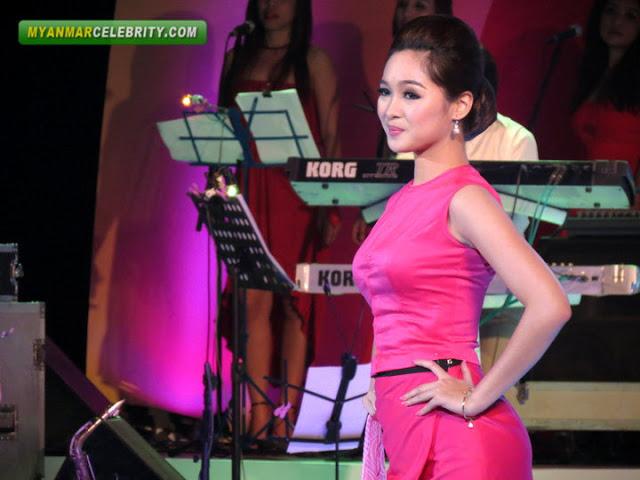 Sửng sốt người đẹp Myanmar xuống tóc đi tu - 10