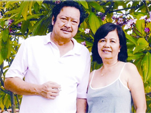 Vợ Chánh Tín: Chồng mình, tôi phải bênh - 2