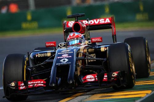 Australian GP – Phía sau vạch đích (P2) - 1