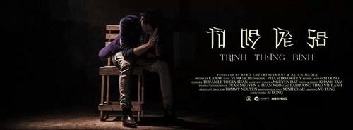 Thăng Bình tự viết kịch bản cho MV thất tình - 2