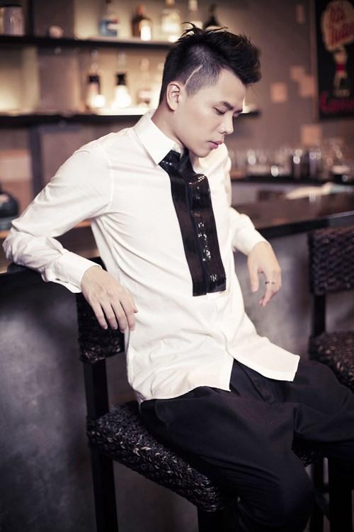 Thăng Bình tự viết kịch bản cho MV thất tình - 8