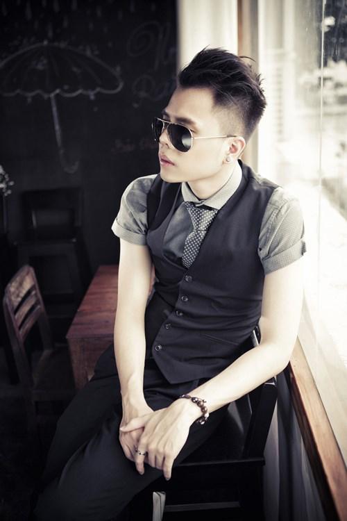 Thăng Bình tự viết kịch bản cho MV thất tình - 3
