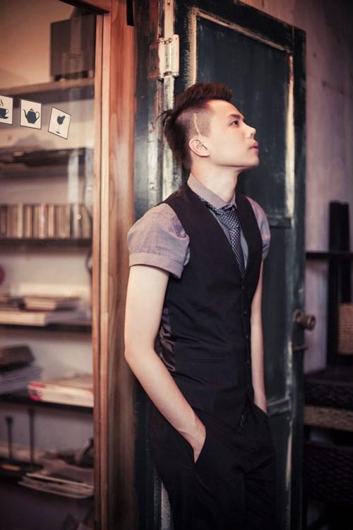 Thăng Bình tự viết kịch bản cho MV thất tình - 5