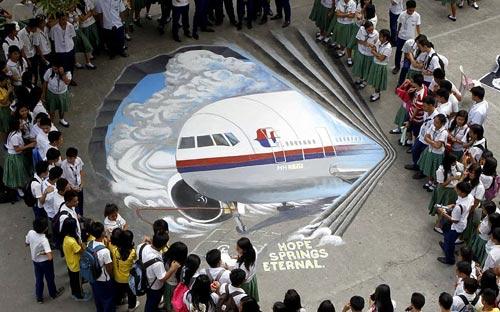 Lá thư xúc động của con gái phi công Malaysia - 1