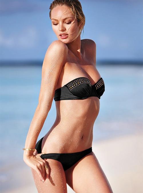 "Candice Swanepoel ""bốc cháy"" với bikini - 12"