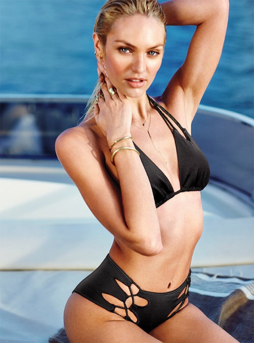"Candice Swanepoel ""bốc cháy"" với bikini - 4"