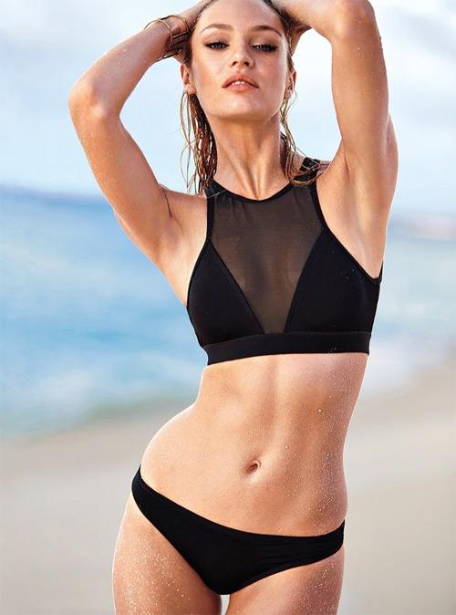 "Candice Swanepoel ""bốc cháy"" với bikini - 5"