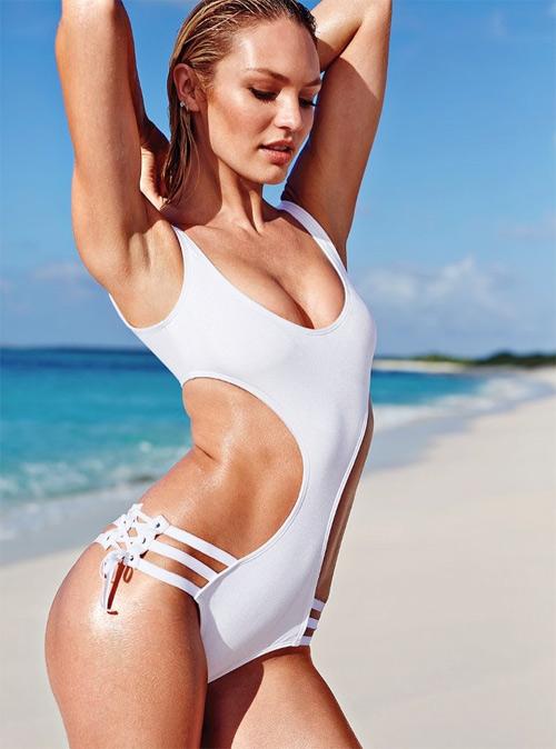 "Candice Swanepoel ""bốc cháy"" với bikini - 14"