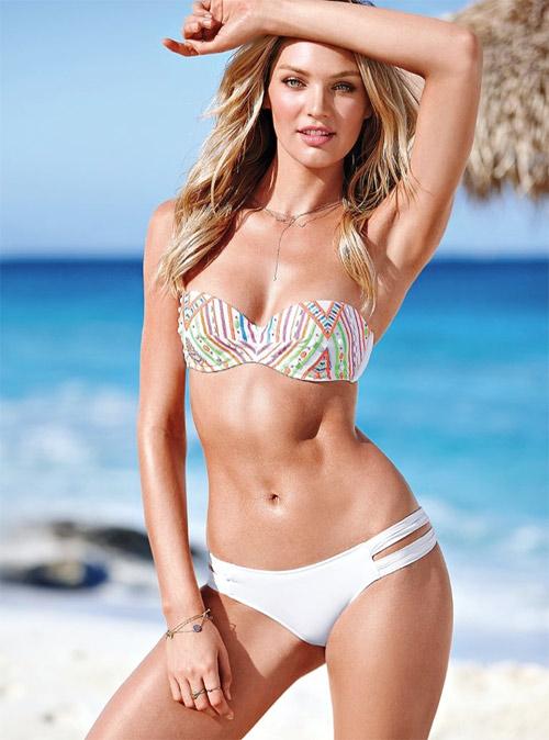 "Candice Swanepoel ""bốc cháy"" với bikini - 19"