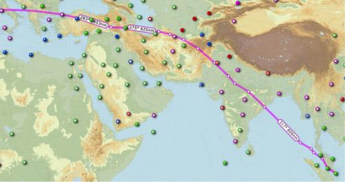 MH370 núp bóng máy bay khác để né radar? - 4