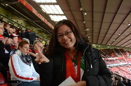 """""""Bi kịch"""" của fan Việt ngay tại Old Trafford - 5"""