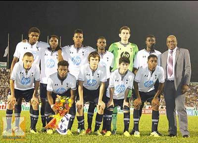 U19 VN – U19 Tottenham: Bài học lớn - 4