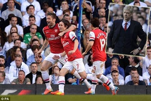 Arsenal: 100 triệu bảng, mơ hóa rồng - 1