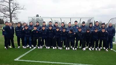 U19 VN – U19 Tottenham: Bài học lớn - 6