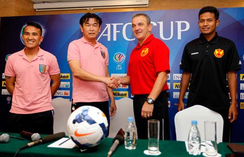 AFC Cup: HN.T&T tiếp tuyển Malaysia thu nhỏ - 1