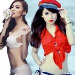 Thời trang - Ngẩn ngơ xem hot girl Việt khoe eo thon đẹp
