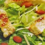 Ẩm thực - Salad Caesar hương vị Ý