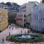 Du lịch - Ghé quảng trường Senado lịch sử ở Ma Cao