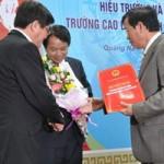 Giáo dục - du học - Bổ nhiệm hai hiệu trưởng ĐH, CĐ từ thi tuyển