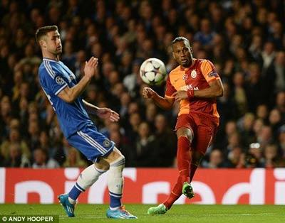 TRỰC TIẾP Chelsea – Galatasaray: Chặt chẽ kiểu Mourinho (KT) - 5