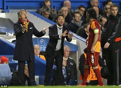 TRỰC TIẾP Chelsea – Galatasaray: Chặt chẽ kiểu Mourinho (KT) - 6